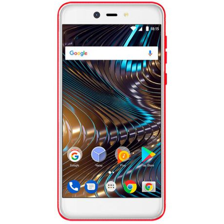 Смартфон BQ mobile BQ-5209L Strike LTE Red