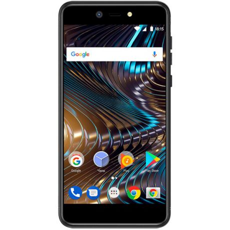 Смартфон BQ mobile BQ-5209L Strike LTE Black