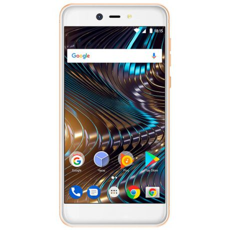 Смартфон BQ mobile BQ-5209L Strike LTE Gold