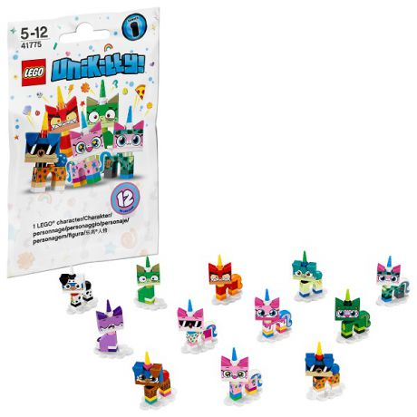 Lego Minifigures 41775 Конструктор Лего Минифигурки Unikitty Collectibles Ser