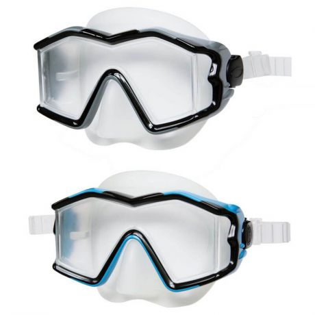 Маска для плавания Intex Silicone Explorer Pro Masks 55982
