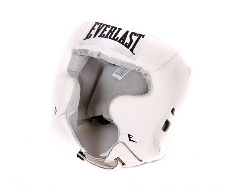 Шлем с защитой щек usa boxing cheek Everlast 620002U