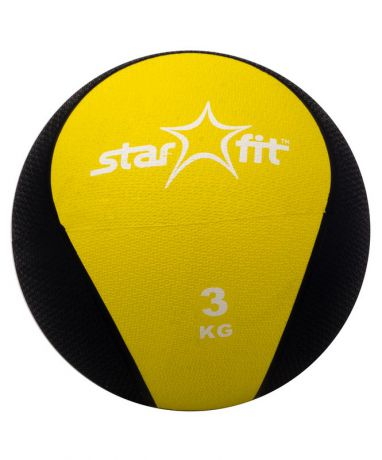 Медбол Star Fit Pro GB-702 3кг