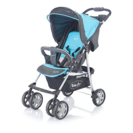 Коляска Baby Care Voyager Blue