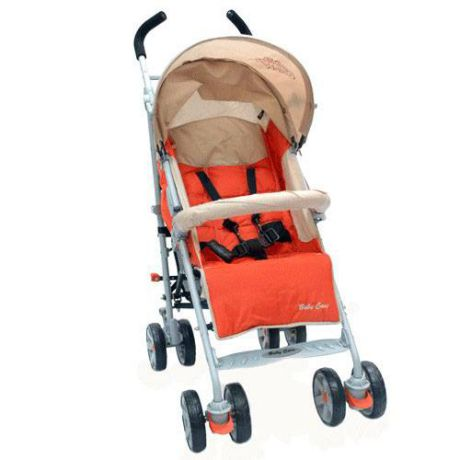 Коляска Baby Care Polo Light Terrakote