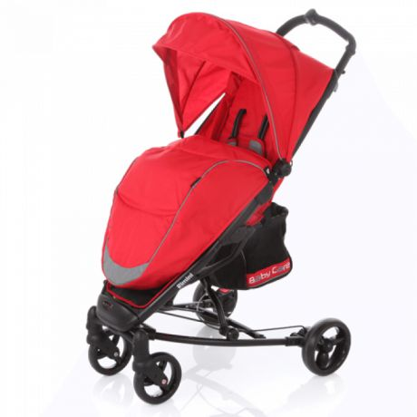 Коляска Baby Care Rimini Red