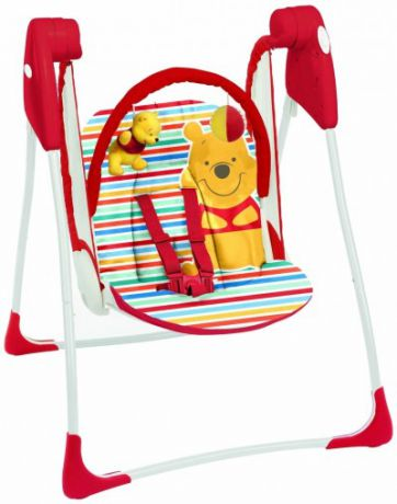 Кресло-качалка Graco Baby Delight Disney Simply Pooh