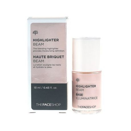 Кремовый хайлайтер The Face Shop The Face Shop Highlighter Beam