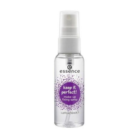 Спрей-фиксатор макияжа Essence Keep It Perfect Make-Up Fixing Spray
