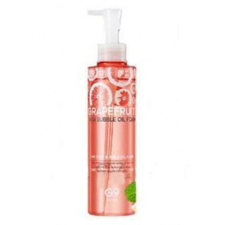 Масло-пенка для лица Berrisom Grapefruit Vita Bubble Oil Foam