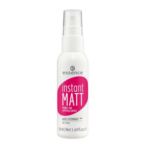 Фиксатор макияжа Essence Instant Matt Make-up Setting Spray