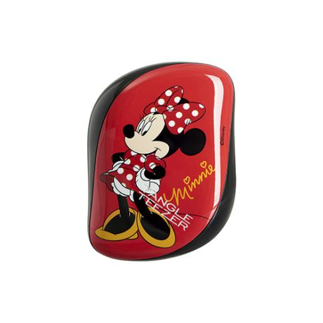 Расческа для волос с Мини Маус Tangle Teezer Tangle Teezer Compact Styler Minnie Mouse Rosy Red