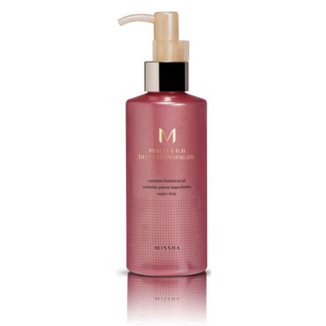 гидрофильное масло Missha M Perfect BB Deep Cleansing Oil 200 ml