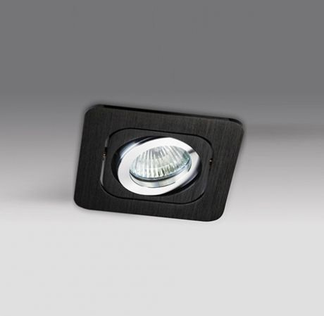 MEGALIGHT SAG108-4 BLACK/SILVER