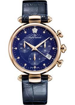 Claude Bernard Часы Claude Bernard 10215-37RBUIFR2. Коллекция Dress code Chronograph