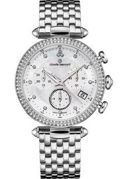 Claude Bernard Часы Claude Bernard 10230-3MNAN. Коллекция Dress code Chronograph