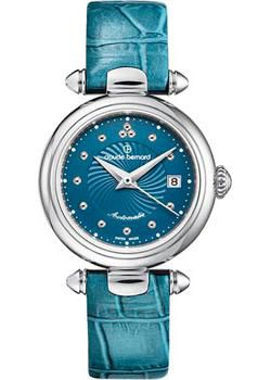 Claude Bernard Часы Claude Bernard 35482-3BUPIN. Коллекция Dress Code Mini Automatic