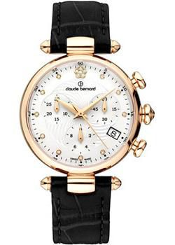 Claude Bernard Часы Claude Bernard 10215-37RAPR2. Коллекция Dress code Chronograph
