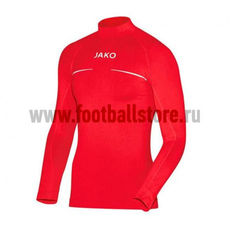 Белье футболка Jako Turtleneck Comfort 01 Red 6952