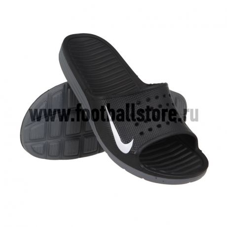 Сланцы Nike Solarsoft Slide 386163-011