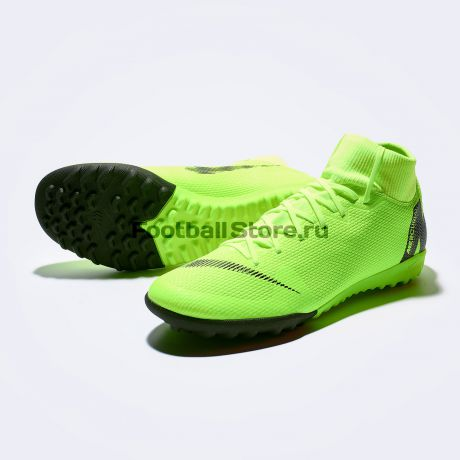 Шиповки Nike SuperFly X 6 Academy TF AH7370-701