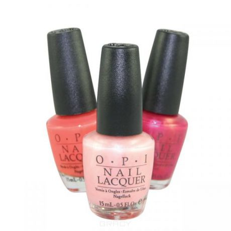 OPI Лак для ногтей Classic, 15 мл (106 цветов), Be There In A Prosecco, 15 мл