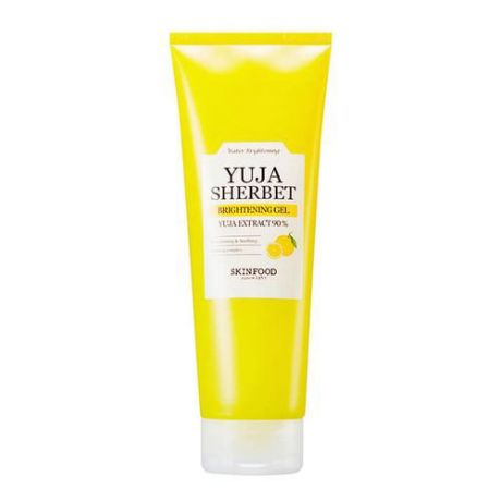 Гель-щербет для лица SKINFOOD Yuja Sherbet Brightening Gel 90