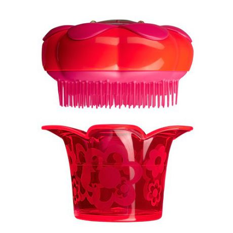 Расческа для волос Tangle Teezer Magic Flowerpot Juicy Pink