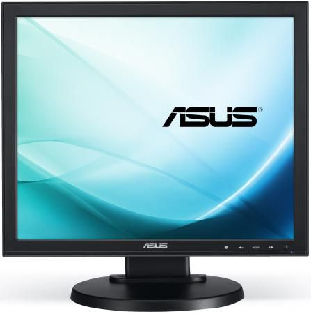 "Монитор 19"" ASUS VB199TL черный IPS 1280x1024 250 cd/m^2 5 ms DVI VGA 90LM00Z5-B01170"