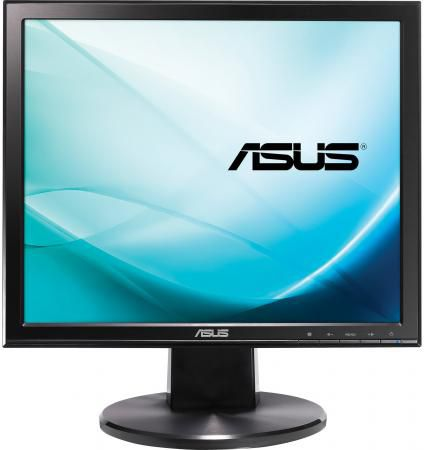 "Монитор 19"" ASUS VB199T черный AH-IPS 1280x1024 250 cd/m^2 5 ms Аудио DVI VGA 90LM00Z1-B01170"