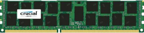 Оперативная память 16Gb (1x16Gb) PC3-12800 1600MHz DDR3 DIMM ECC Buffered CL11 Crucial CT16G3ERSLD4160B
