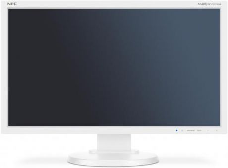 "Монитор 23"" NEC E233WMi белый TFT-TN 1920x1080 250 cd/m^2 6 ms DVI VGA Аудио DisplayPort"