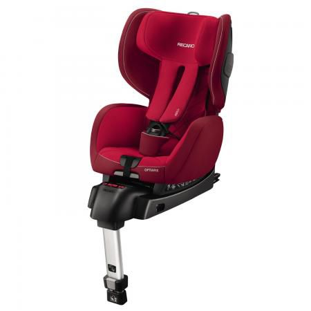 Автокресло Recaro OptiaFix (indy red)