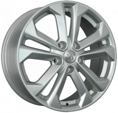 Диск Replay TY186 7.5xR19 5x114.3 мм ET30 Silver
