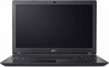 "Ноутбук Acer Aspire A315-51-332J Core i3 7020U/4Gb/500Gb/Intel HD Graphics 620/15.6""/FHD (1920x1080)/Linux/black/WiFi/BT/Cam/4810mAh"