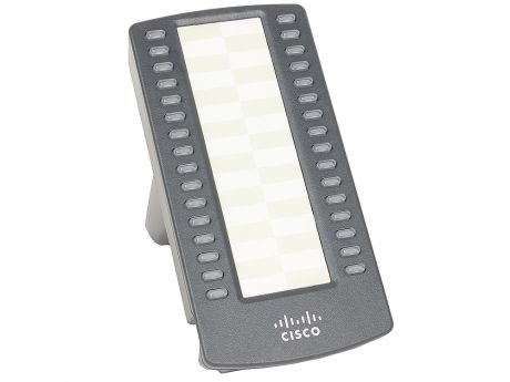 Консоль CISCO SPA500S Консоль расширения к IP Телефону 32 Button Attendant Console for Cisco SPA500 Family Phones