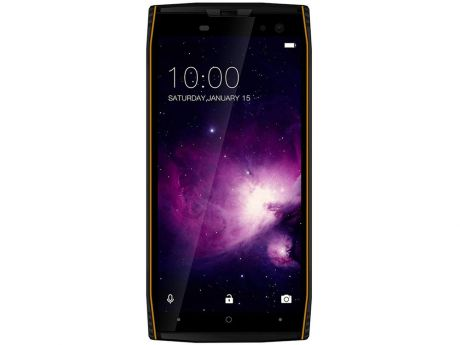 Смартфон Doogee S50 Black/Orange 5.7