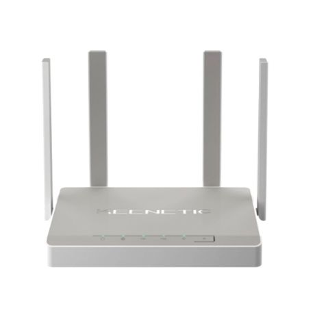 Интернет-центр Keenetic ULTRA (KN-1810) AC2600 Dual Band Smart Wi-Fi Gigabit Router with Power Amplifiers, Dual Core CPU, Managed Switch, SFP slot, Mu
