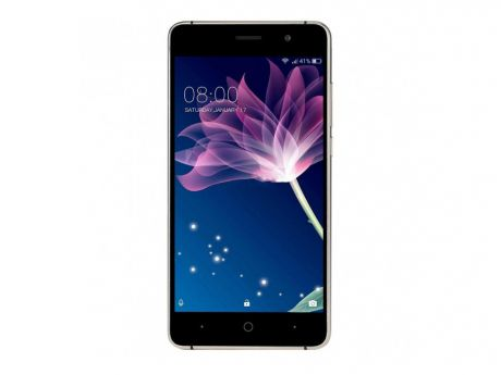 Смартфон Doogee X10s (Obsidian Black) MediaTek MT6570 (1.3) / 1GB / 8GB / 5
