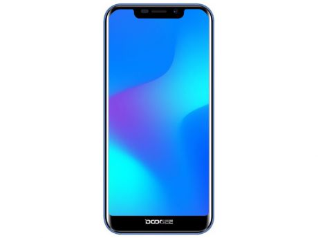 Смартфон Doogee X70 (Blue) MediaTek MT6580 (1.3) / 2GB / 16GB / 5.5