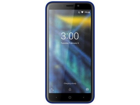 Смартфон Doogee X50L (Blue) MediaTek MT6737M (1.1) / 1GB / 16 GB / 5