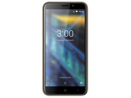 Смартфон Doogee X50L (Gold) MediaTek MT6737M (1.1) / 1GB / 16 GB / 5