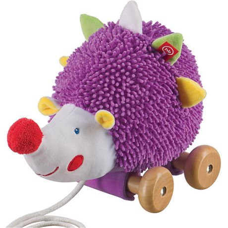 Happy Baby Игрушка-каталка speedy Hedgehog, Happy Baby