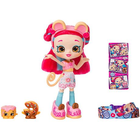 "Moose Мини-кукла Moose ""Shopkins Shoppies"" Донатина"