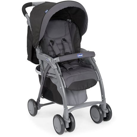 "CHICCO Прогулочная коляска Chicco ""Simplicity Plus Top"" Anthracite"