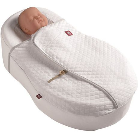 RED CASTLE® Oдеяло для Cocoonababy® Cocoonacover Ouat FDC, Red Castle, Blanc