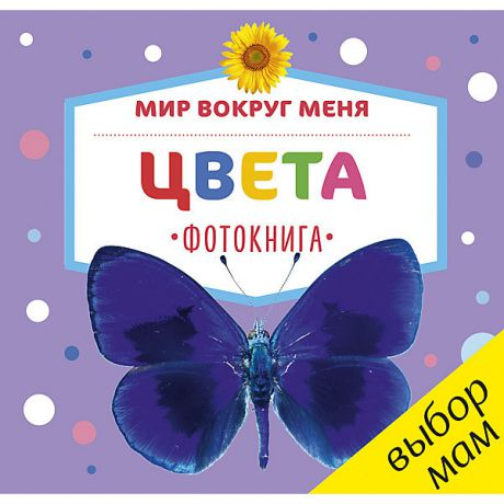 "Clever Фотокнига ""Мир вокруг меня. Цвета"", Clever"