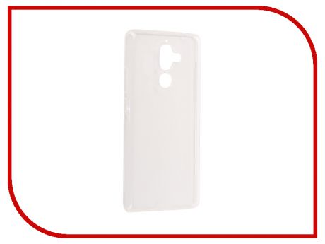 Аксессуар Чехол для Nokia 7 Plus Zibelino Ultra Thin Case White ZUTC-NOK-7-PL-WHT