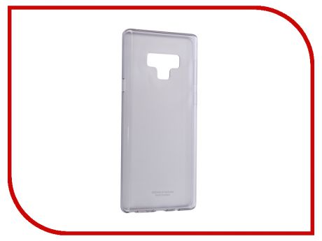 Аксессуар Чехол Samsung Galaxy Note 9 N960 Clear Cover Transparent SAM-EF-QN960TTEGRU
