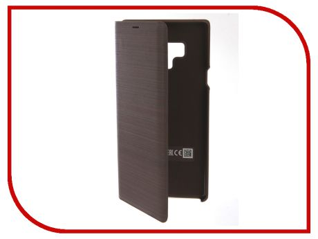 Аксессуар Чехол-книжка Samsung Galaxy Note 9 LED View Cover Brown EF-NN960PAEGRU